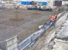 Budowa fundamentów i piwnic pod apartamentowce w Świnoujściu